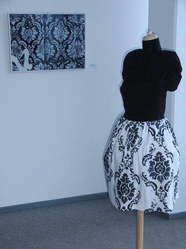 Foto: Kunstwerke auf B2