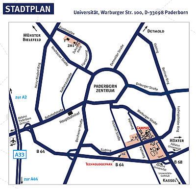 Stadt und Universität Paderborn