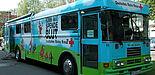 Foto: Blutspendebus Rotes Kreuz