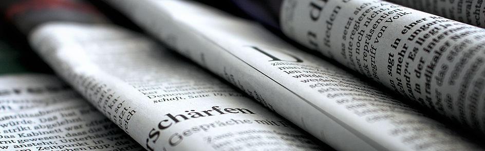 Stabsstelle Presse und Kommunikation; Foto: Kamil Glabica