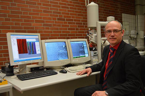 Foto (Universität Paderborn): Prof. Dr.-Ing. habil. Mirko Schaper