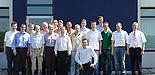 Foto (Campus Consult): Die frisch zertifizierten studentischen IT-Berater von Campus Consult.