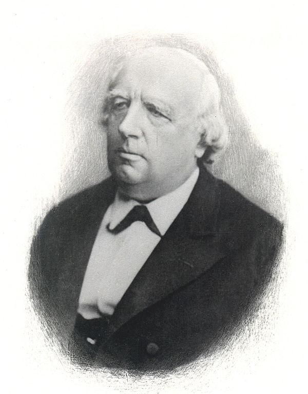 Abbildung: Karl Weierstraß (1815-1897)