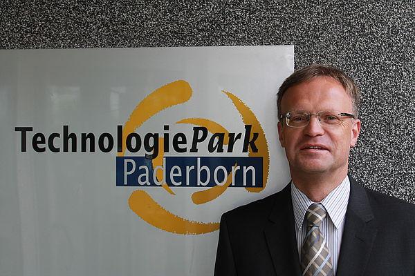 Foto: Jürgen Geisler, Geschäftsführer TechnologieParkPaderborn.