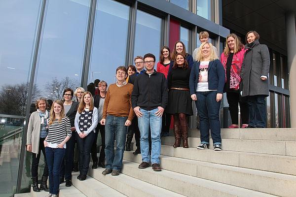 Foto (Universität Paderborn, Tibor Werner Szolnoki): Wann sind meine Angebote für Ehemalige erfolgreich? Zu diesem Thema tauschten sich Alumni-Manager von NRW-Hochschulen auf Einladung der Universität Paderborn aus.