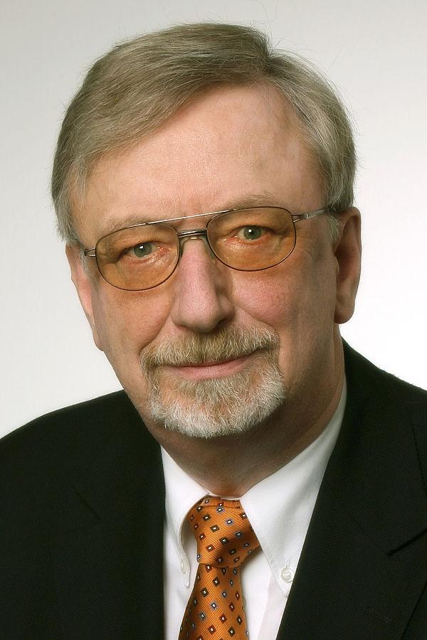 Foto: Prof. em. Dr. Dr. h. c. mult. Peter Freese
