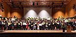 Foto: Über 440 Studierende werden aktuell durch die Stiftung Studienfonds OWL gefördert, davon wurden 230 im Herbst 2019 feierlich ins Programm aufgenommen. © Stiftung Studienfonds OWL