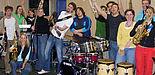 Foto: Feedback freut sich auf den Auftritt in der Kulte am 16. Juni 2006.