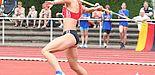 Foto (Heiko Appelbaum): In Göteborg stellte Lilli Schwarzkopf mit 51,36 m im Speerwurf alle anderen  Siebenkämpferinnen in den Schatten.