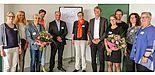 Foto (Universität Paderborn, Anke Riebau): Gruppenbild