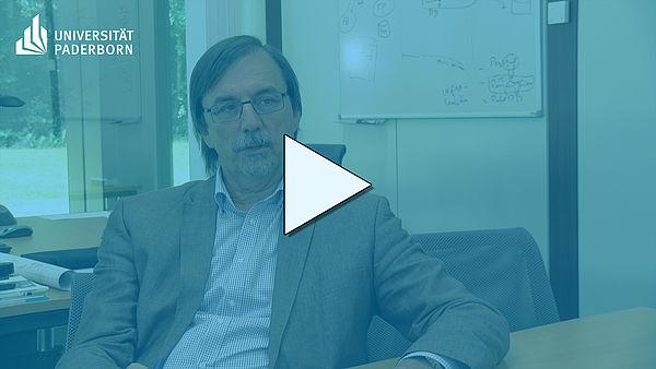 Im Interview erklärt Prof. Dr. Gregor Engels, wie die Arbeitswelt der Zukunft aussehen kann. (YouTube-Video) Link: https://youtu.be/gZE0LSCh7IM.