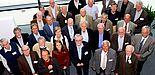 Mehr als 30 ehemalige Professoren trafen sich zum achten Emeriti-Treffen in der Zukunftsmeile Fürstenallee. Die regelmäßig zwei Mal im Jahr stattfindenden Treffen bieten die Möglichkeit, sich über Neuerungen in der Universität zu informieren und Kol