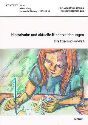 Foto (Jutta Ströter-Bender): Buchcover mit Zeichnung von Anne Jakisch.