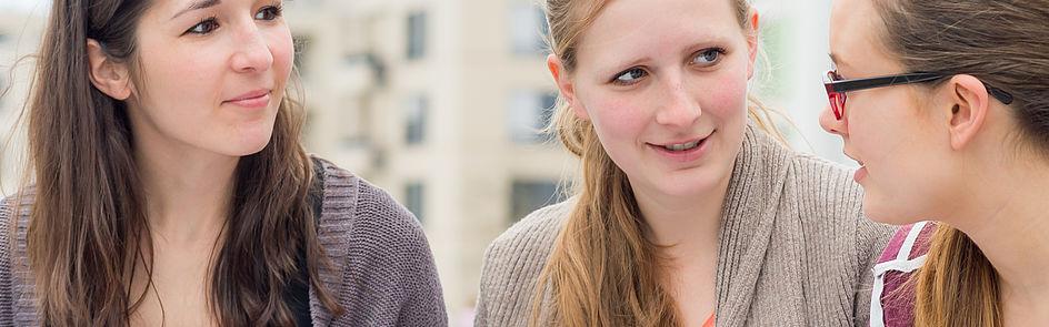 In Kleingruppen können Fragen zur Promotion besprochen werden.  Foto: adobestock