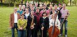 Foto: Die Unity Big Band der Universität Paderborn