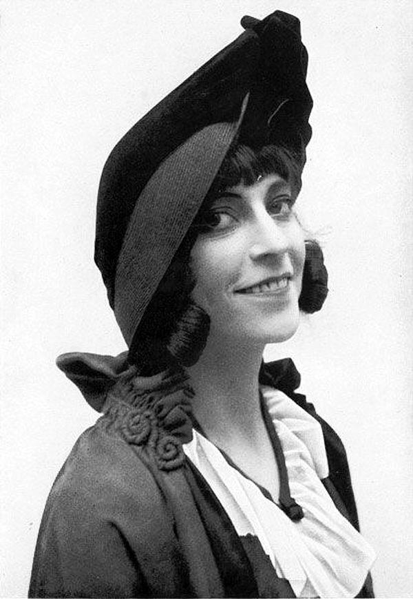 Abbildung: Asta Nielsen