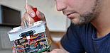 Foto (Universität Paderborn, Nadjia Peijc): Im neuen Studiengang Computer Engineering werden die Paderborner Studenten praktisch und theoretisch an der Schnittstelle von Informatik und Elektrotechnik ausgebildet.