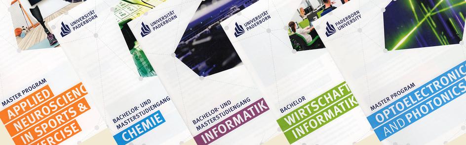 University's flyer design