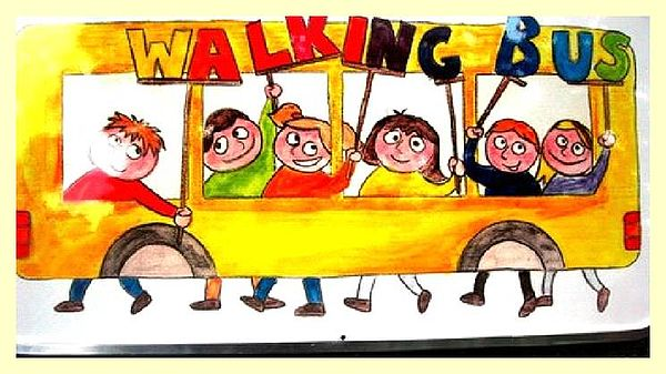 Abbildung: Walking Bus