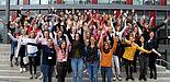 Foto (Universität Paderborn): Die Teilnehmerinnen der Herbst-Uni 2019.