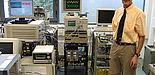 Foto (Universität Paderborn): Prof. Dr.-Ing. Reinhold Noé leitet an der Universität Paderborn das Fachgebiet Optische Nachrichtentechnik und Hochfrequenztechnik (ONT).