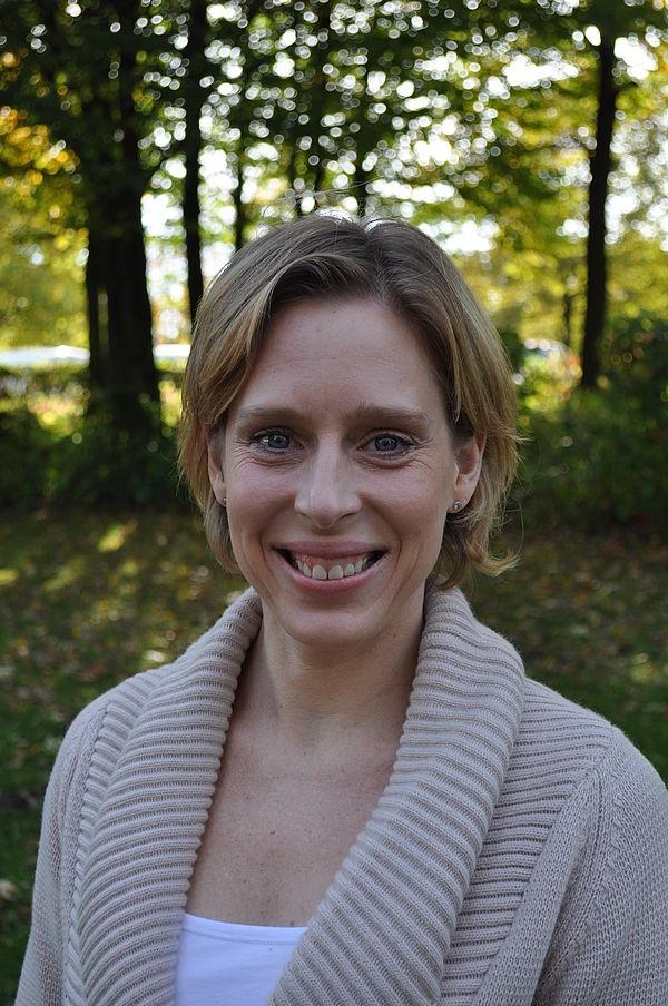 Abbildung: Freut sich über die erneute Auszeichnung: Jun.-Prof. Dr. Miriam Kehne