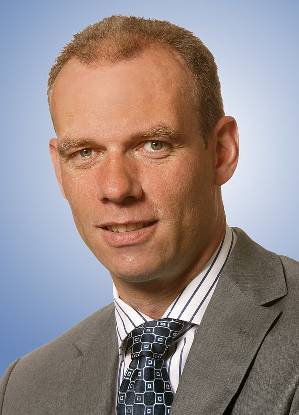 Foto (Universität Paderborn): Prof. Dr. Johannes Blömer referiert über Kryptografie.