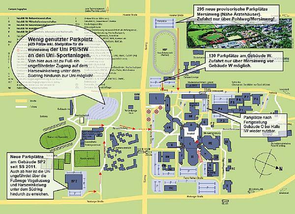 Abbildung: Lageplan