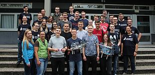 Foto (Fachgebiet Technikdidaktik): Gruppenbild