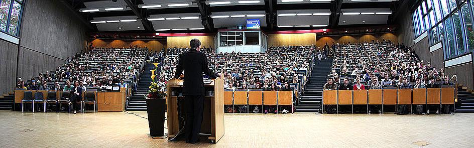 Universität Paderborn - Auditorium Maximum