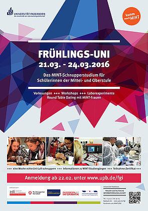 Vorgeschmack auf das Studium an der Universität Paderborn – MINT ...