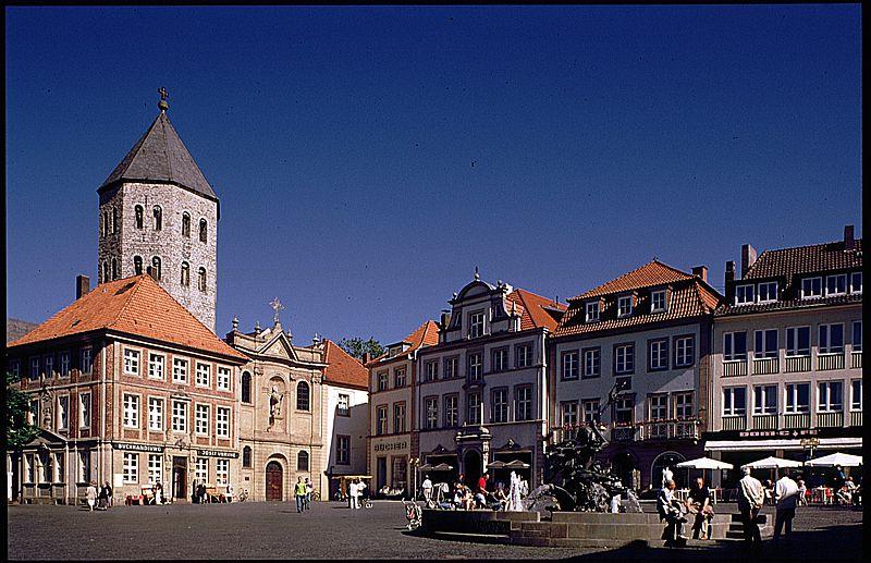 Universität Paderborn - Leben in Paderborn