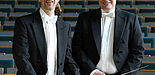 Abbildung: Eckhard Wiemann (links) und Steffen Schiel