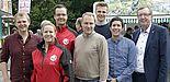 Foto (Warsteiner Brauerei): Gruppenbild