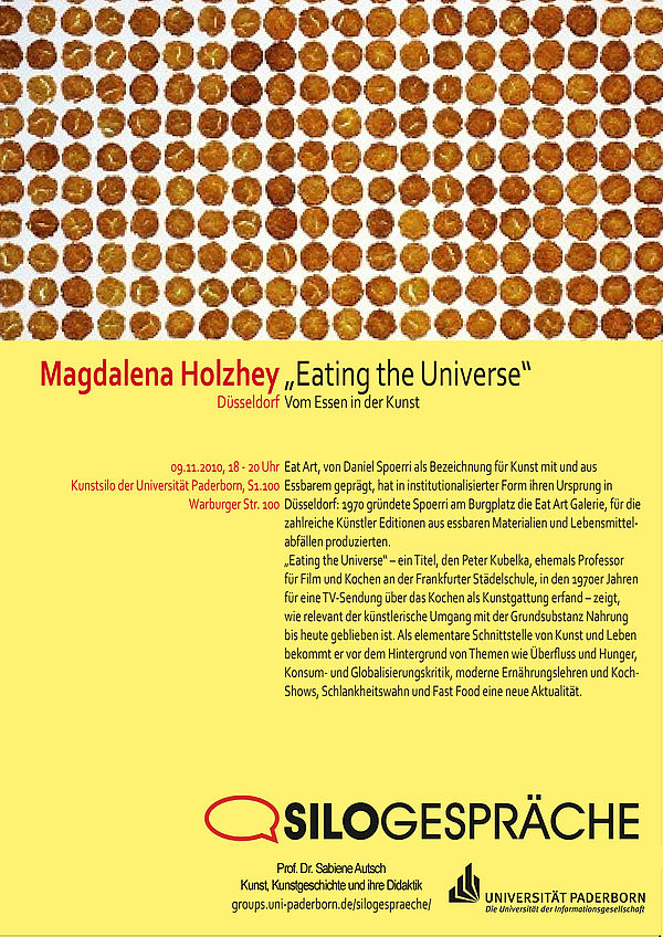 Abbildung: Flyer zur Veranstaltung