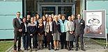 Die TeilnehmerInnen des 7. Arbeitskreises zur World Heritage Education in Augsburg. Foto: Privat (2015)