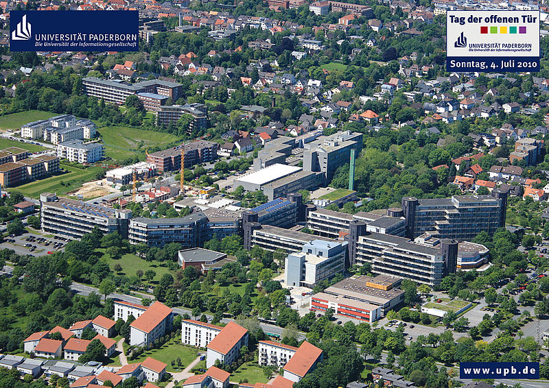 Uni Paderborn Studentenzahl