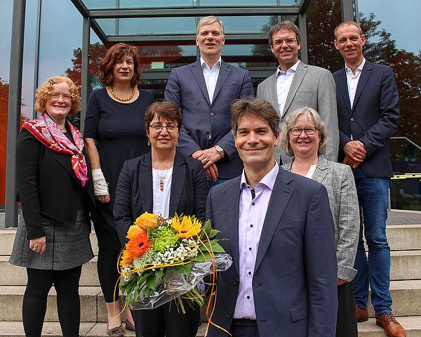 Foto (Universität Paderborn, Simon Ratmann): Gruppenbild