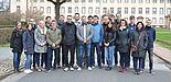 """Foto (Universität Paderborn): Teilnehmende Wissenschaftlerinnen und Wissenschaftler des Workshops """"Quantitative Economics Days"""" der Fakultät für Wirtschaftswissenschaften am 27. und 28. März in Höxter."""