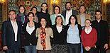 Foto: Deutsch-Türkisches Projekt unter Leitung von Prof. Dr. Şeyda Ozil (obere Reihe, 4. v. li.) und Prof. Dr. Michael Hofmann (obere Reihe, 5. v. li.)