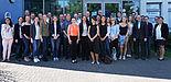 Foto (Universität Paderborn, Cinderella Welz): Abschlussveranstaltung der Summer School am 31. August 2016