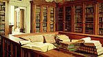 Bibliothek in Schloss Corvey