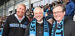 Foto (Universität Paderborn, Nina Reckendorf): Erstsemesterbegrüßung im Stadion