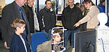 Foto: Großer Andrang bei den L-LAB Days 2006