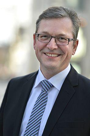 Foto: Michael Dreier, Bürgermeister der Stadt Paderborn