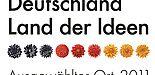 """Abbildung: Logo """"Ausgewählter Ort 2011"""""""