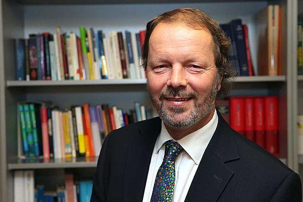 Foto: Prof. Dr. Martin Büscher, Kirchliche Hochschule Wuppertal/Bethel