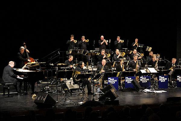 Abbildung: WDR Big Band Köln
