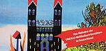 "Abbildung: Cover des Kinderbuches ""Corvey von A bis Z""."