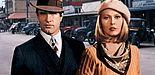 Foto (Neue Visionen Filmverleih): Bonnie und Clyde sind das wohl bekannteste Verbrecherpaar der USA.